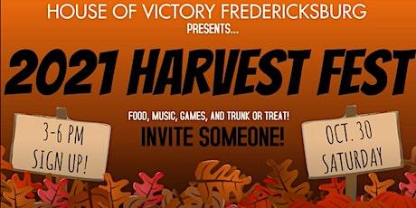 HOV 2021 Harvest Festival tickets