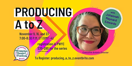 Producing A to Z tickets