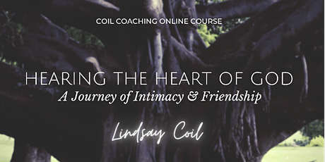 Hearing the Heart of God: A Journey of Intimacy & Friendship tickets