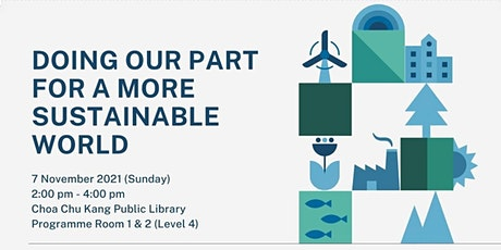 CCKPL: Doing Our Part for A More Sustainable World | Time of Your Life tickets