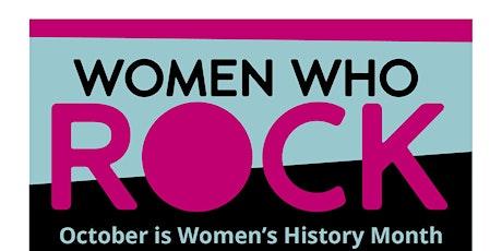 Women Who Rock Awards - Woman of Impact Celebration tickets