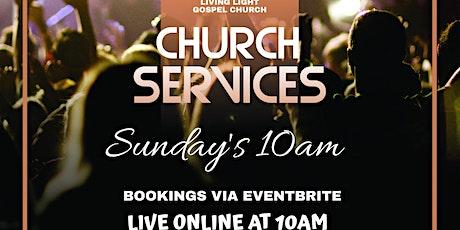 Living Light - 10am Sunday Service tickets