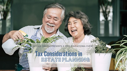 Tax Considerations in Estate Planning tickets