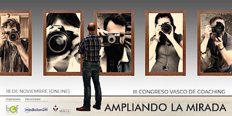III Congreso Vasco Coaching entradas
