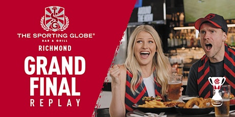 AFL Grand Final Replay 2021  - The Sporting Globe Richmond tickets