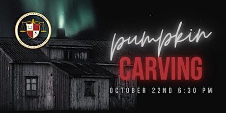 CSA: Pumpkin Carving Fundraiser tickets