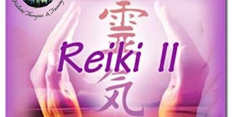 Reiki 2 Practitioner Level tickets