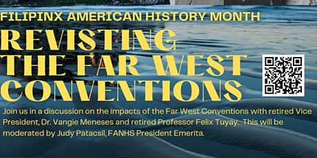 Revisiting the Far West Conventions tickets