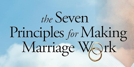 The Seven Principles Workshop For Couples tickets