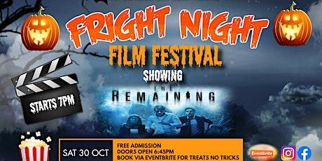 Fright Night Film Festival tickets