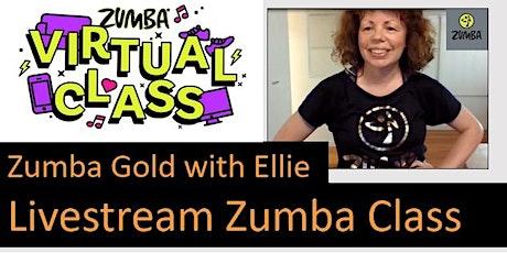 Live Online Zumba Gold with Ellie tickets