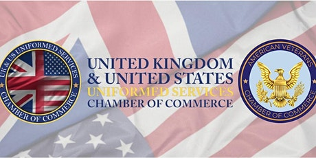 Your Partnerships and UK & US Uniformed Services Chamber of Commerce Meet tickets