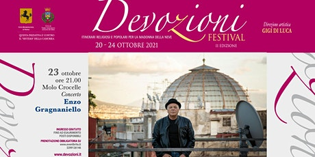 Enzo Gragnaniello in concerto | Devozioni Festival biglietti