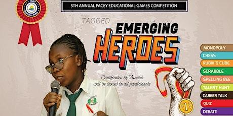 PEG 2021 Emerging Heroes tickets
