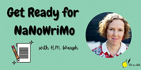 Get Ready for NaNoWriMo tickets