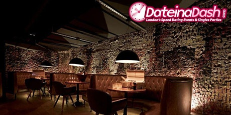 Friday Night Speed Dating in London @ Forge Bar(Ages 23-35) tickets