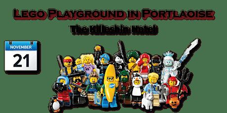 Lego Playground in Portlaoise tickets