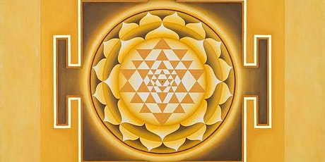 Drawing the Sri Yantra tickets