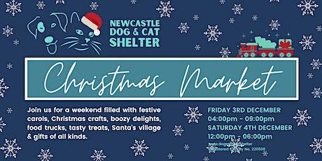 Newcastle Dog & Cat Shelter Christmas Market tickets