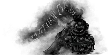 Murder on the Petulant Express tickets