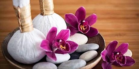 Ayurveda Head & Face Massage & Mindfulness tickets