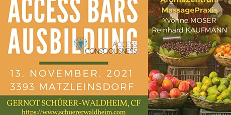 AccessBars Tageskurs tickets