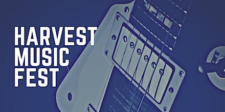 Harvest Music Fest tickets