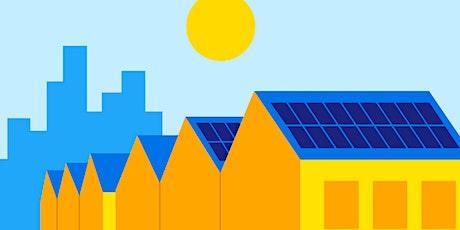 October Webinar: The Value of Solar Property tickets