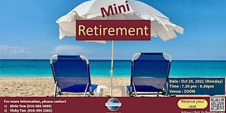 Mini Retirement - Toastmasters Club Meeting tickets