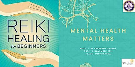 Reiki Seminar Level-1 tickets