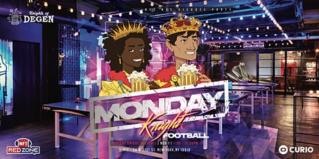 NFT NYC: Monday Knight Football tickets