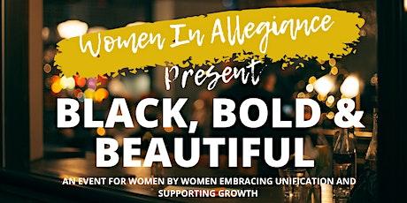 Black Bold & Beautiful tickets