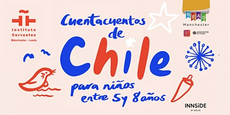 Tales from Latin America: Chile tickets