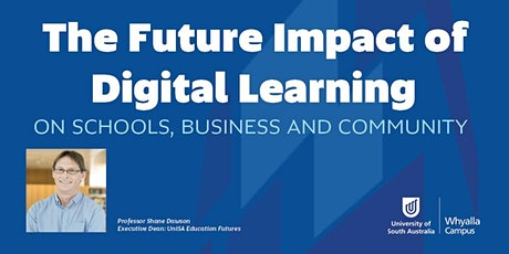 The Future Image of Digital Learning tickets