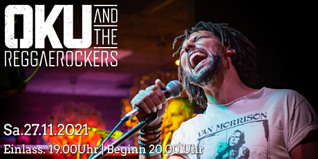 Oku & The Reggaerockers|Studio 30 Tickets