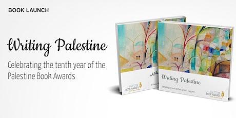 Writing Palestine entradas