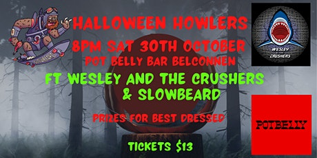 Halloween Howlers tickets