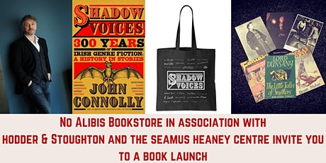 John Connolly - Shadow Voices - Book Launch tickets