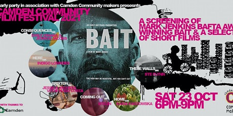 Camden Community Makers Film 2021 featuring BAIT (15) tickets