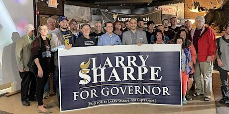 Meet Larry Sharpe in Putnam County! tickets