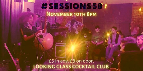 Sessions58 tickets