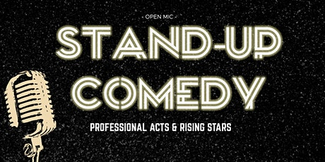 Stand-Up Comedy Night in Birmingham City Centre tickets