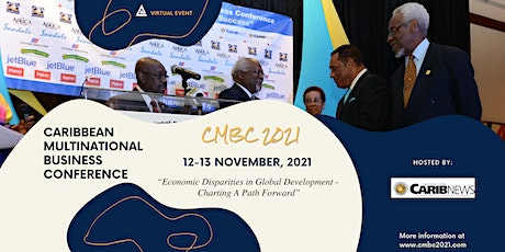 Caribbean MultiNational Business Conference tickets