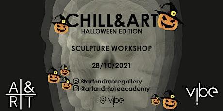 CHILL&ART(Halloween Edition) tickets