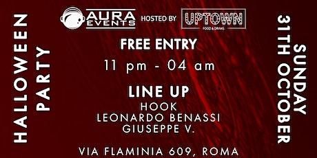 HALLOWEEN PARTY - UPTOWN ROMA biglietti