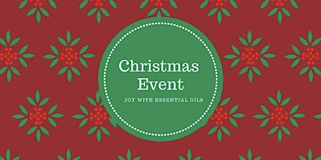 Festive Essential Oil Event tickets