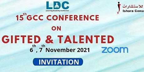 15th GCC Conference on Gifted and Talented tickets