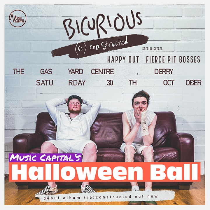 Music Capital's Halloween Ball image