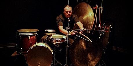 Tatsuya Nakatani @ Massy Arts Society tickets
