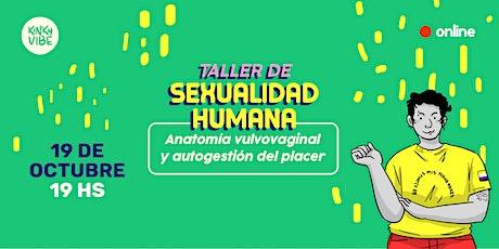 Taller de Sexualidad Humana entradas